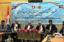 Iran, Croatia handball federations sign MoU