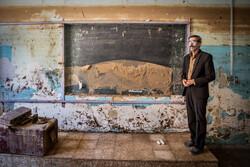 «روز معلم» در کلاس های سیل زده