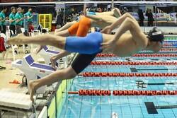 پایان کار شناگران ایران در مادههای ۵۰ پروانه و ۲۰۰ آزاد