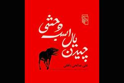 «چیدن یال اسب وحشی» در نمایشگاه کتاب عرضه شد