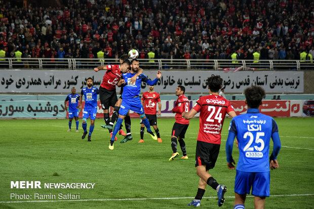 Padideh 1-0 Esteghlal: IPL