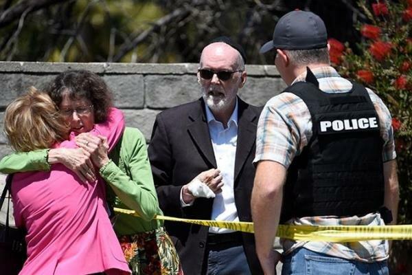 امریکہ میں یہودیوں کی عبادت گاہ پرفائرنگ سے ایک شخص ہلاک