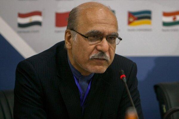 نشست دانشگاههای حاشیه دریای خزر با مسئولان وزارت خارجه