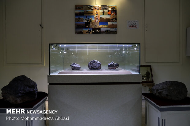 First specialized meteorite museum opens in Tehran