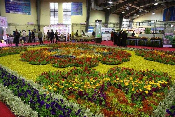 Tehran hosts 17th intl. flower exhibition