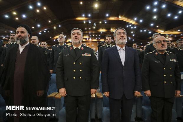 یست و سومین همایش سراسری فرماندهان، روسا و مدیران ناجا