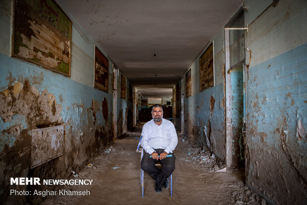 حمید رضا میر احمدی - کارمند دفتری