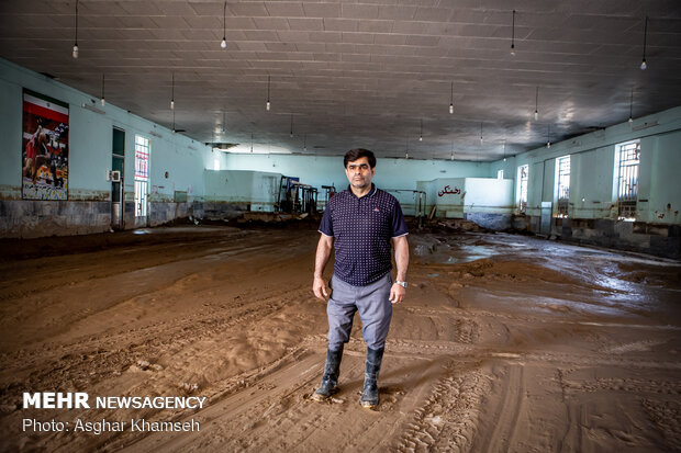 هادی محمدی - دبیر تربیت بدنی