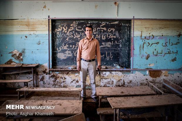 فرزاد حقی زاده - دبیر جغرافیا
