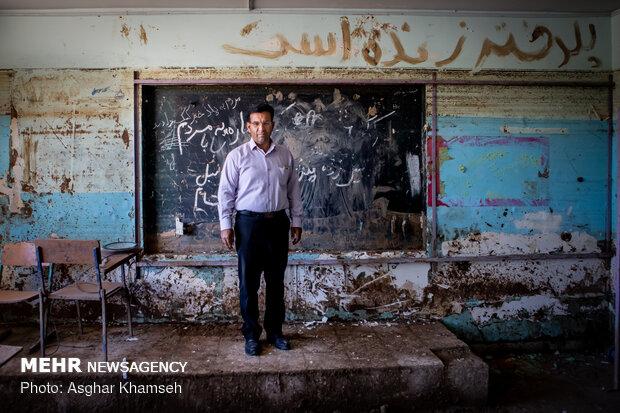 علی میرزایی - دبیر ریاضی