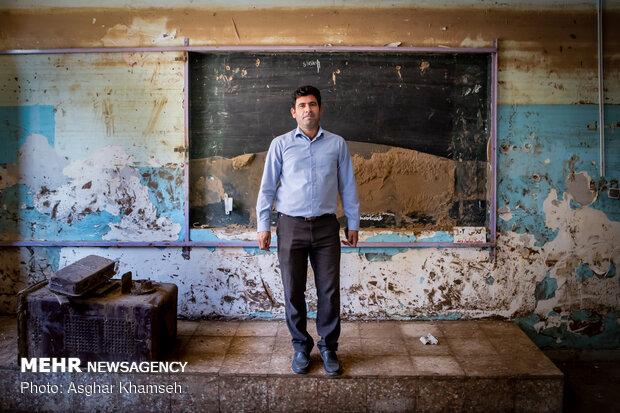 علی دانژه - دبیر ریاضی