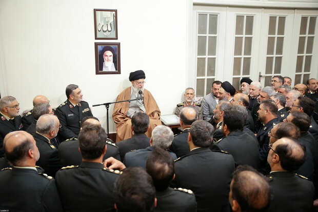 Leader urges for tougher fight against smuggling, cyber crimes