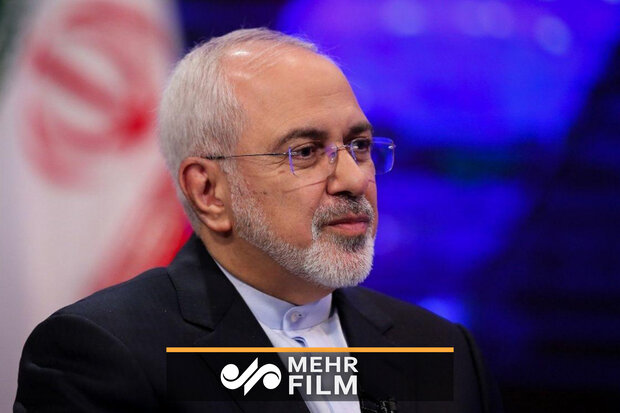 Despised US, clients blaming Iran to feel safe: Zarif says