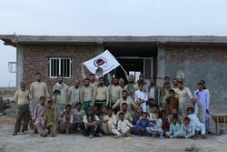 اقدامات گروه جهادی راهیان شهادت در روستاهای سیستان و بلوچستان