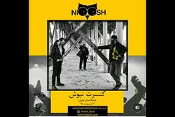 جزئیات تازهترین کنسرت گروه «نیوش» اعلام شد/اجرای قطعات تازه