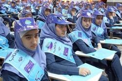 کارگاه آموزشی دانش آموزان طرح گسترش سواد آبی در کردستان برگزار شد