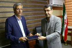 «لدنی نژاد» به عنوان مدیر آبفای جنوب غربی استان تهران معرفی شد