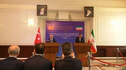 Iranian, Turkish transport mins. bolster ties at joint commission meeting in Tehran