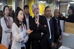 هیأت عالیرتبه مجمع تشخیص از پارک فناوری اطلاعات چین بازدید کرد