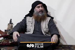 فیلمی از سرکرده تروریستهای داعش در شبکه الفرقان