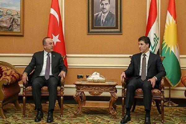 Neçirvan Barzani, Mevlüt Çavuşoğlu ile görüşecek