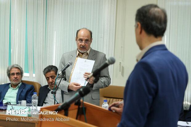 هشتمین جلسه رسیدگی به اتهامات متهمان پرونده پتروشیمی