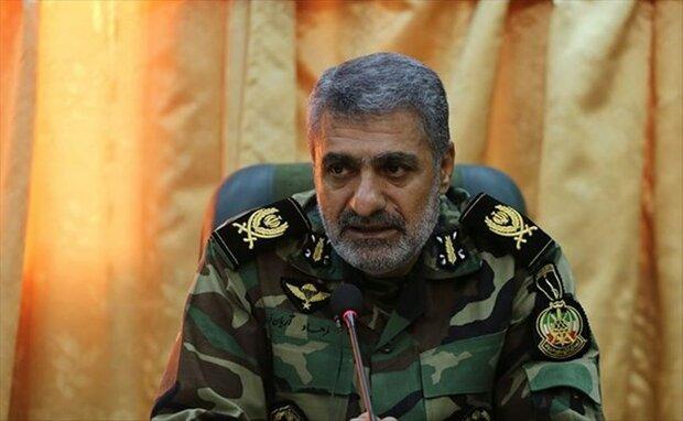 الجيش الإيراني يحذر من أي محاولة لاستهداف الامن القومي للبلاد
