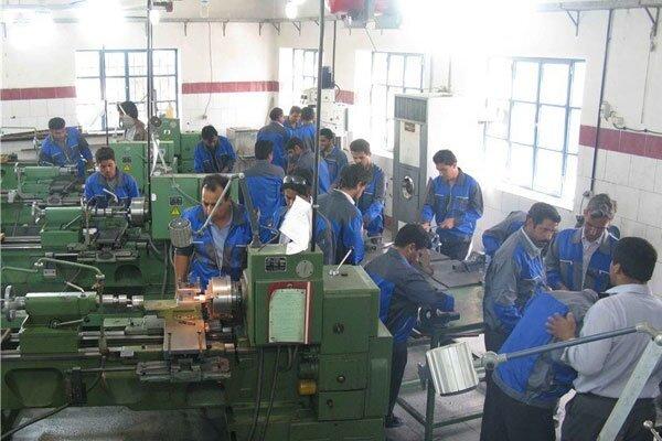 ۱۴ مرکز آموزش فنی و حرفهای در ایلام فعال است