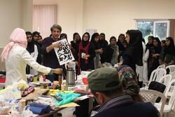 «بهار گرافیک شیراز» برگزار شد