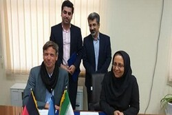 Iran's Persian Gulf, Germany' Rostock unis. sign MoU on academic coop.