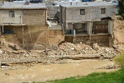 خسارت ۶۶۲هزار میلیون ریالی سیل به آذربایجان غربی