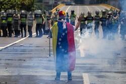 کمک ۴۰ میلیون دلاری آمریکا به مخالفان ونزوئلایی