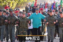 Venezuela sokakları karıştı