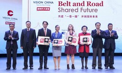 Vision China deepens discussion on BRI's high-quality development