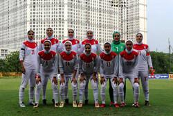 ازبکستان میزبان گروه تیم ملی فوتبال بانوان ایران شد