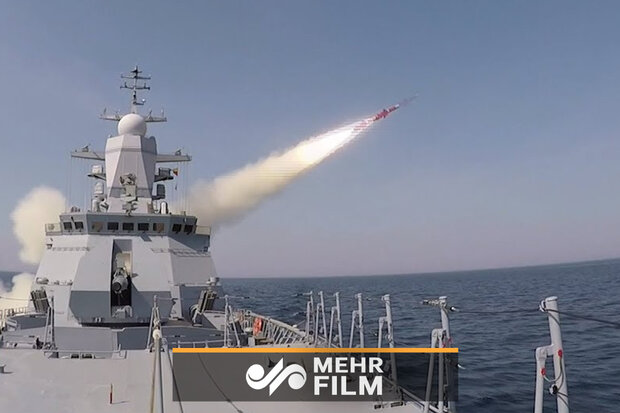VIDEO: Russian corvette launches anti-ship missile during drills