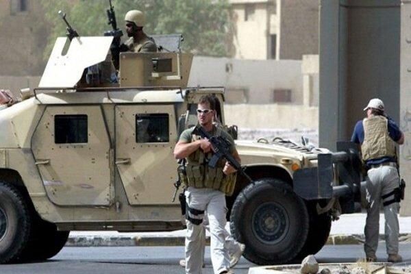 """موقع اميركي: """"بلاك ووتر"""" تعمل في العراق تحت غطاء جديد"""