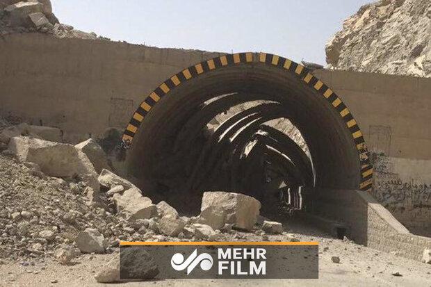 İran'da tünel inşaatında patlama