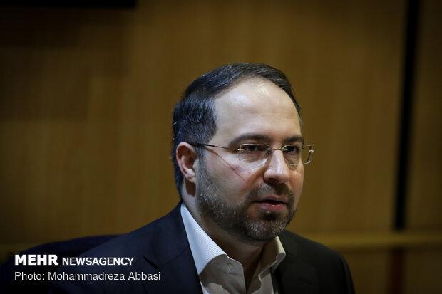 Presser of Interior Ministry's spokesperson