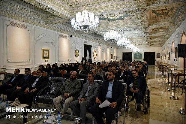 مراسم رونمایی از نسخ خطی، اسناد و آثار موزه ای با موضوع خليج فارس