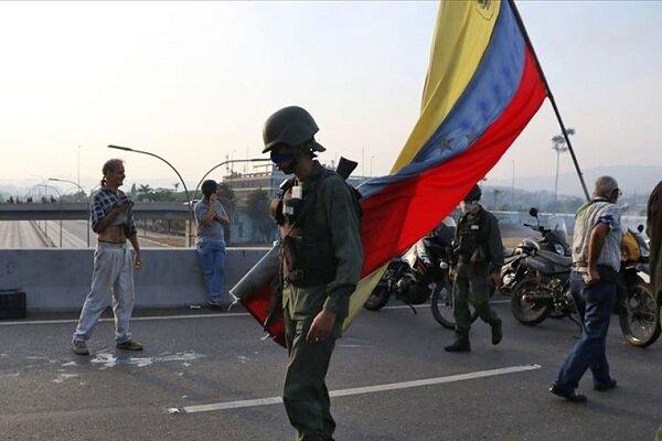 """فنزويلا: نواجه مجموعة صغيرة من """"الخونة"""" يحاولون القيام بانقلاب"""