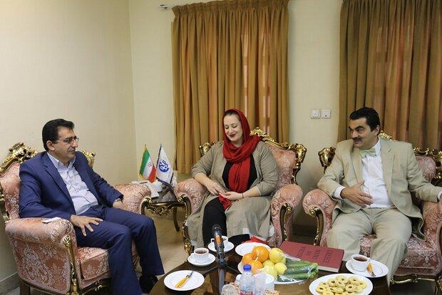 امضای تفاهمنامه تبادل کتاب بین ایران و یونان