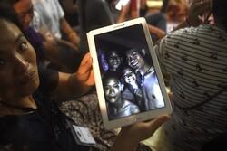 Tayland'da mağarada mahsur kalan futbolcuların hayatı dizi oluyor
