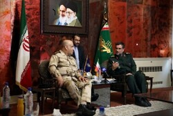 IRGC, Iraqi navies discuss holding joint military drill in Persian Gulf