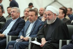 US not as much powerful as it brags: Rouhani