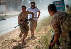 شەڕ لە لیبیا