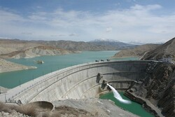 Water level in dams steadily rising due to heavy rainfalls