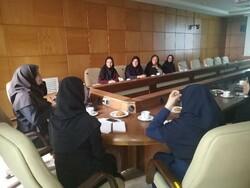 نشست مشورتی امور زنان و خانواده سازمان محیط زیست برگزار شد