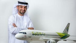 SalamAir CEO Captain Mohamed Ahmed in an undated photo