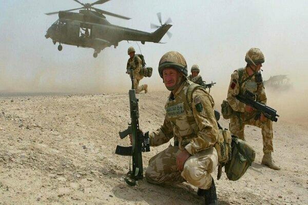 US hostile military activities in Iraq